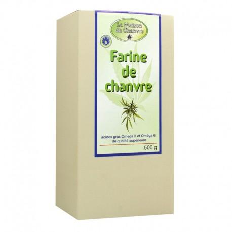 Farine de chanvre BIO - La maison du chanvre