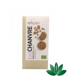 Biscuit au chanvre et au chocolat - La maison du chanvre